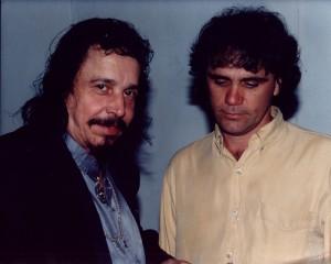 Eu e Benito de Paula
