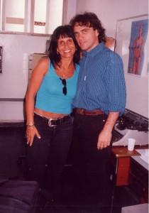 Eu e Gretchen
