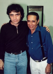 Eu e Carlos Alberto, o Rei do Bolero