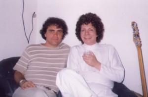 Daniel Bueno e Cauby Peixoto