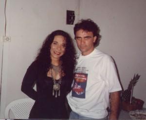 Eu e Martinha, o Queijinho de Minas