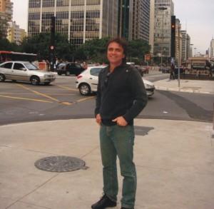 Eu na Av. Paulista - SP