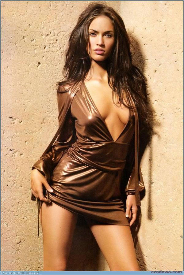 Megan Fox, a mais desejada. Tinha que ser, né?